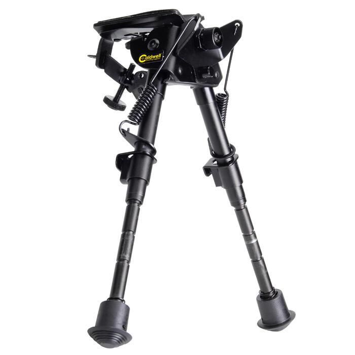 Bípode Caza Caldwell Retráctil Pivotante Ajustable Rifle