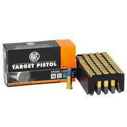 BALLE 22 Long Rifle Target Pistol RWS