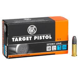 BALAS 22 Long Rifle Target Pistol RWS