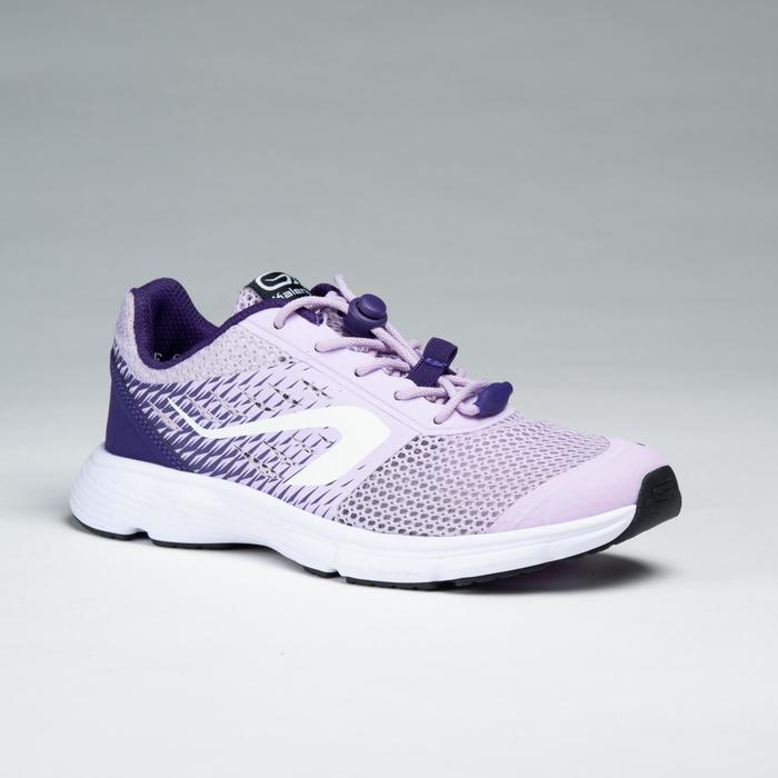 AT 300 BREATH CHILDREN'S ATHLETICS SHOES - MAUVE PURPLE