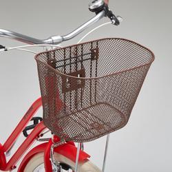 Stadsfiets Elops 520 laag frame moederfiets, omafiets, mamafiets