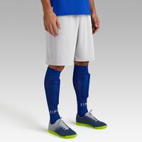 Short de football éco-conçu adulte F100 blanc