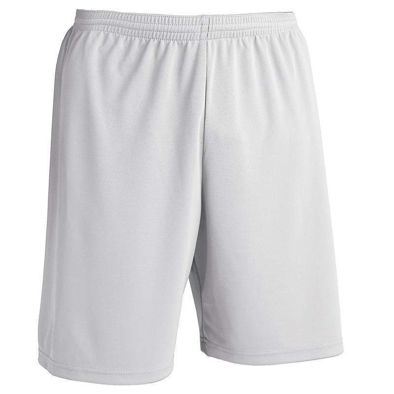 Pantaloncini calcio F100 bianchi