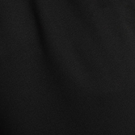 Short de fútbol Kipsta F100 adulto negro
