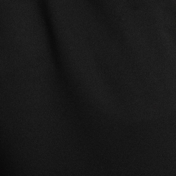 Pantalón corto de fútbol adulto F100 negro