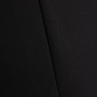 Pantalón de fútbol adulto T100 negro