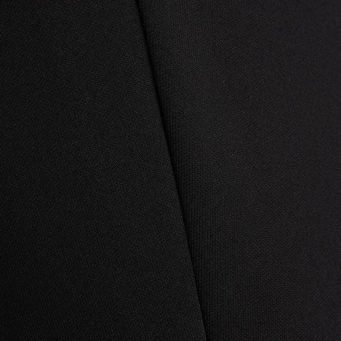 Pantalon football adulte T100 noir