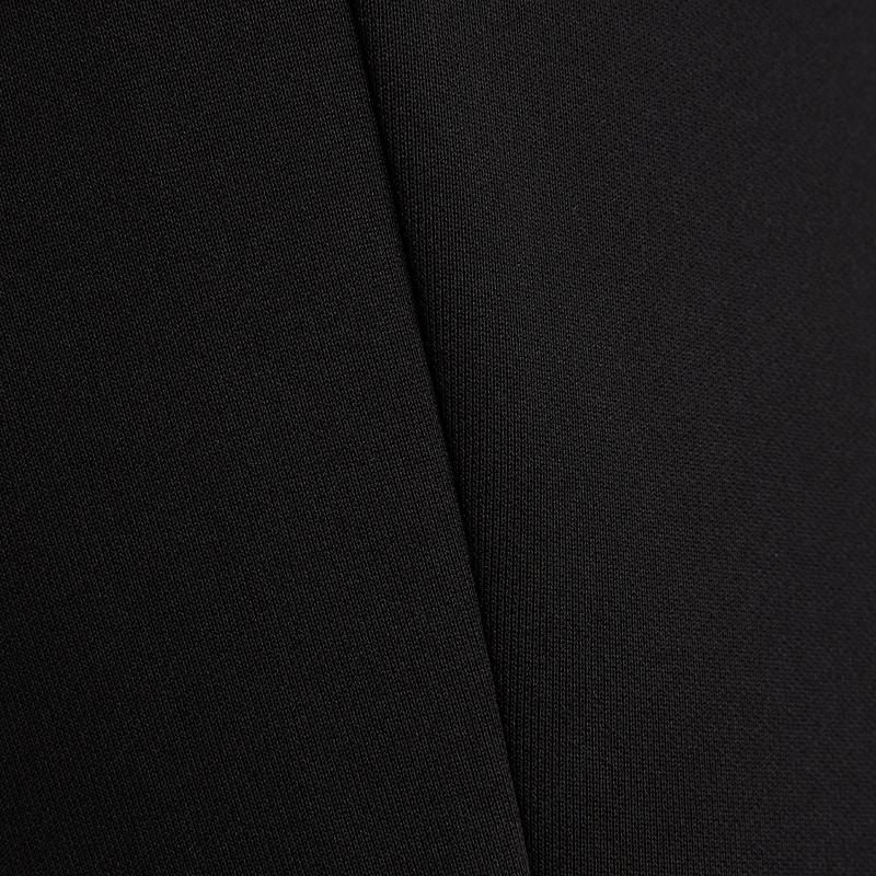 T100 Adult Football Bottoms - Black
