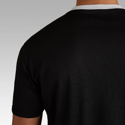 F100 Adult Football Shirt - Black