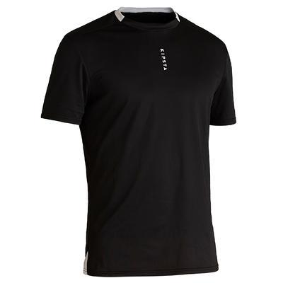 Adult Football Shirt F100 - Black
