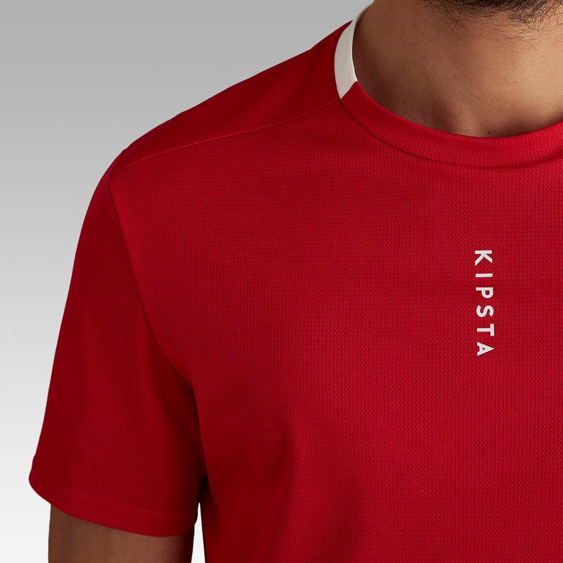 3c1526df6af Men s Football Jersey F100 - Red