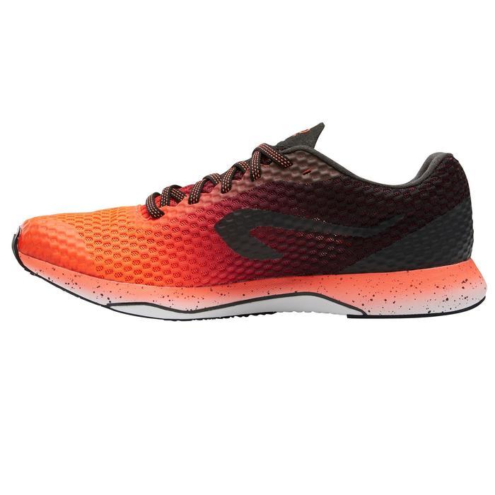 Kiprun Race Ultralight Men's Running Shoes Black/Red