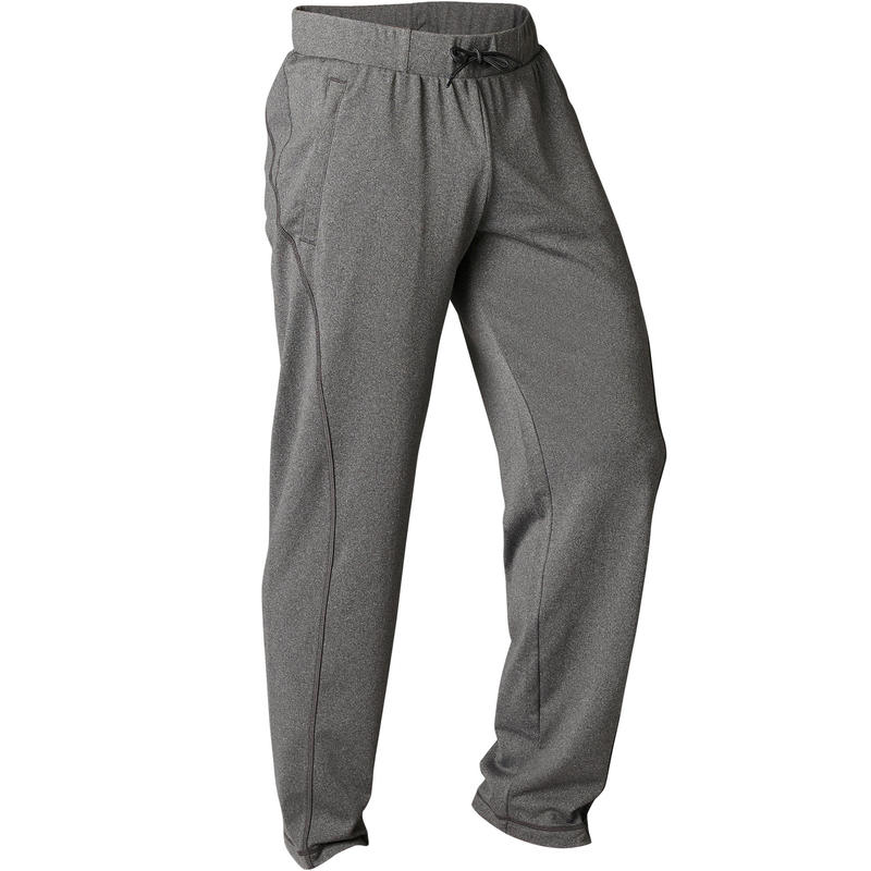Dynamic Yoga Bottoms - Grey