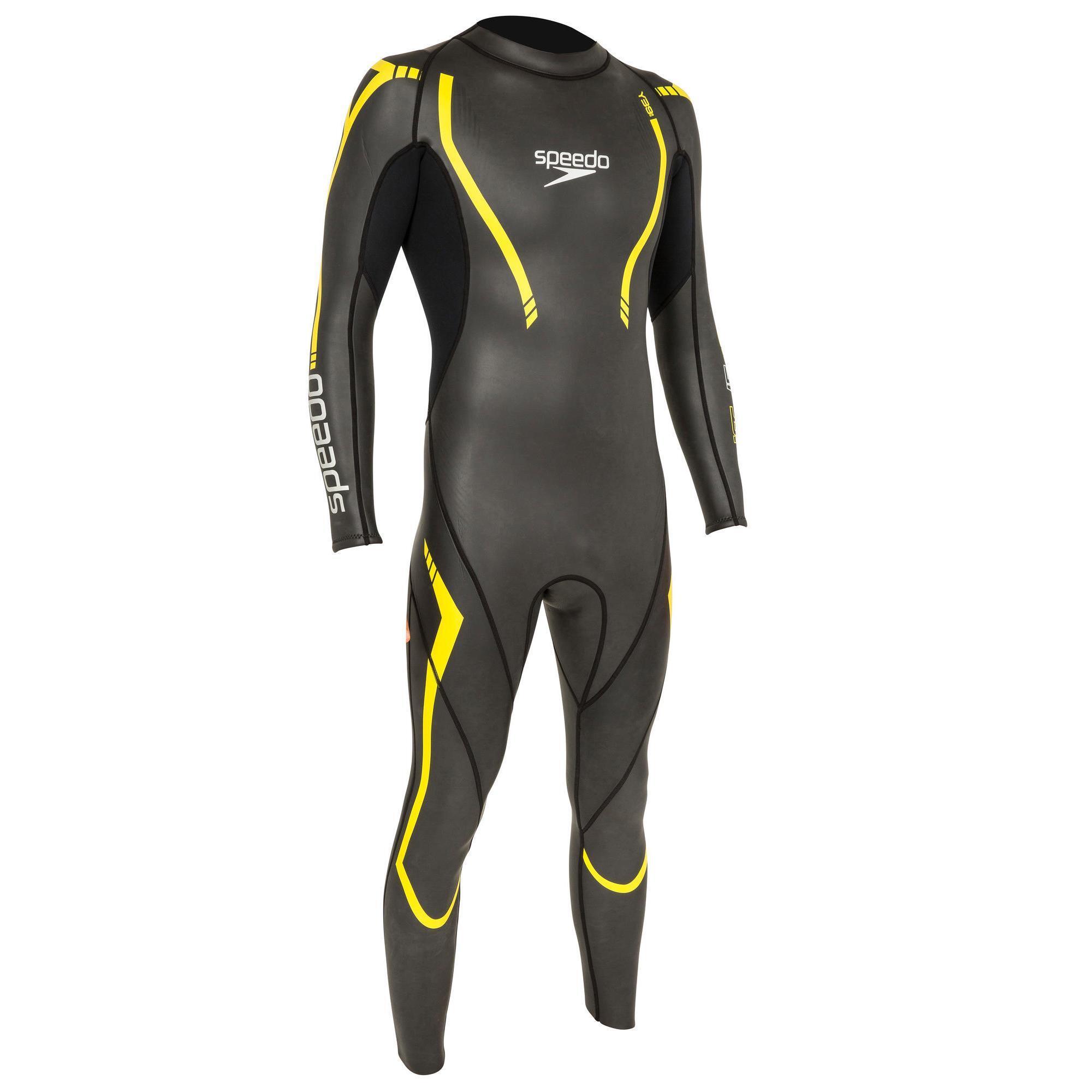 Speedo Wetsuit Thinswim Speedo 2.0 blauw/geel