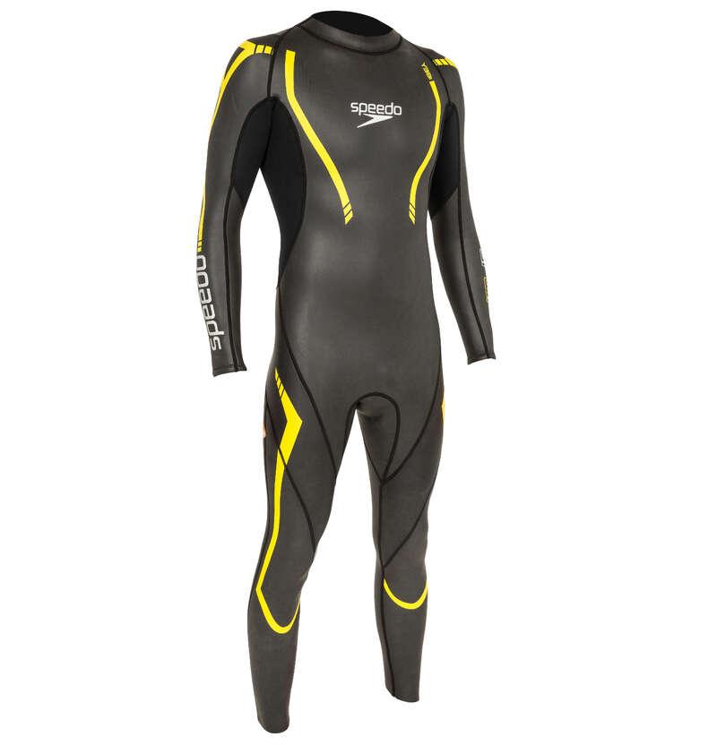 Outdoor úszás - Férfi neoprén úszóoverall  SPEEDO