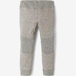 嬰幼兒體能活動緊身褲500 - 灰色
