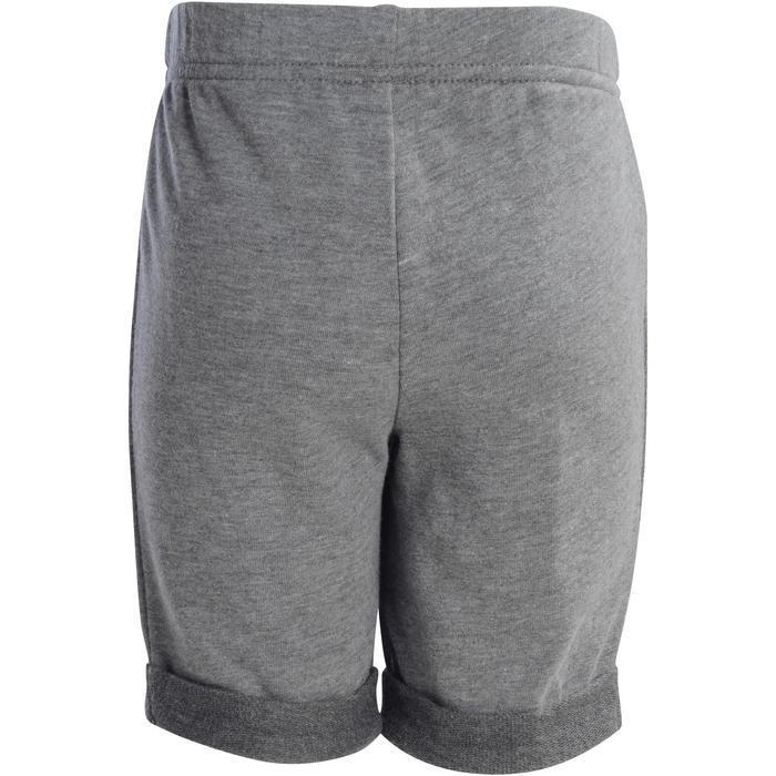 500 Baby Gym Shorts - Grey