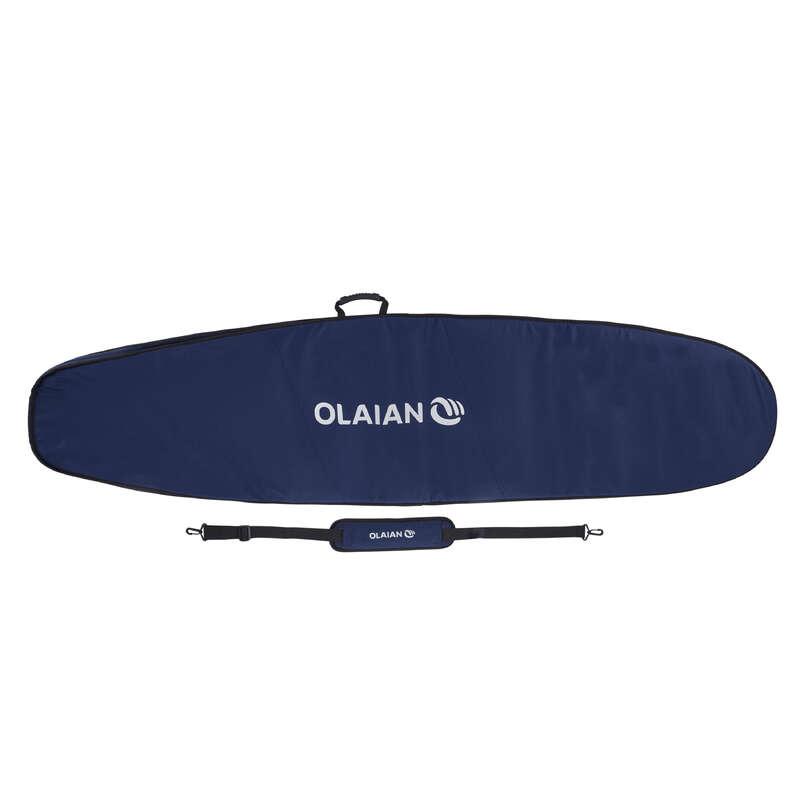 TRANSPORT ȘI DEPOZITARE SURF Surf, Bodyboard, Wakeboard - Husă Placă Surf 900 8'2'