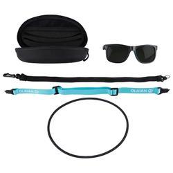 Zonnebril voor surfen SUG 500 met brillenkoord