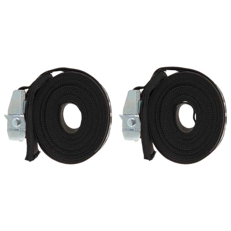 WIDE SELF-LOCKING STRAPS (x2) 4.5m