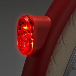 eclairage arrière dynamo led elops520 rouge