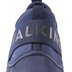 PW 160 Slip-On men's fitness walking shoes - navy