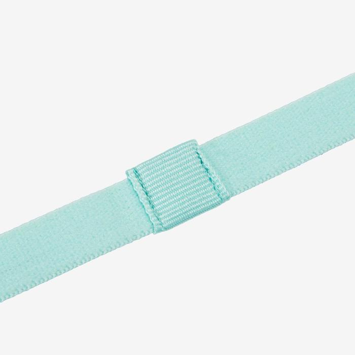 Haarband Fitness S900 3 Stück Kinder hellblau/marineblau/blau
