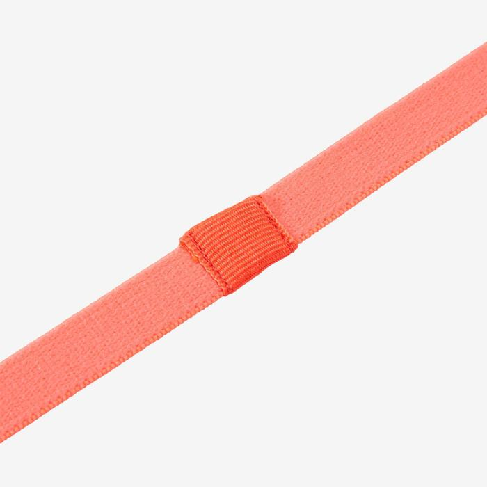 Haarband Fitness S900 3 Stück Kinder rosa/schwarz/hellrosa
