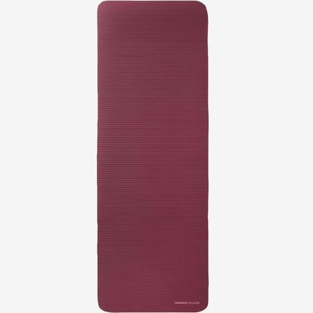 Comfort Fitness Floor Mat 180cm x 63cm x 15mm - Burgundy