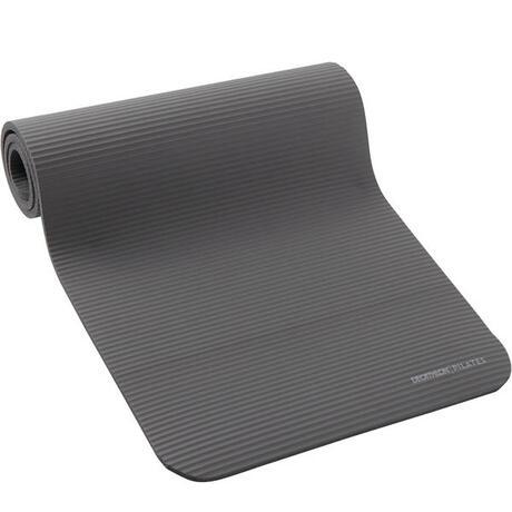 tapis de sol 500 confort pilates taille m 15mm gris. Black Bedroom Furniture Sets. Home Design Ideas