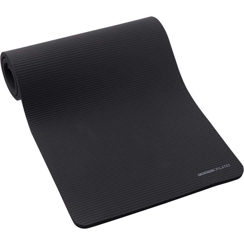 Fitness 190 x 70 x 20mm Comfort Mat - Black