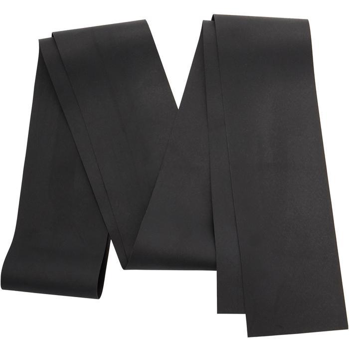 Weerstandsband voor pilates rubber 4 kg / 8 lbs hoge weerstand