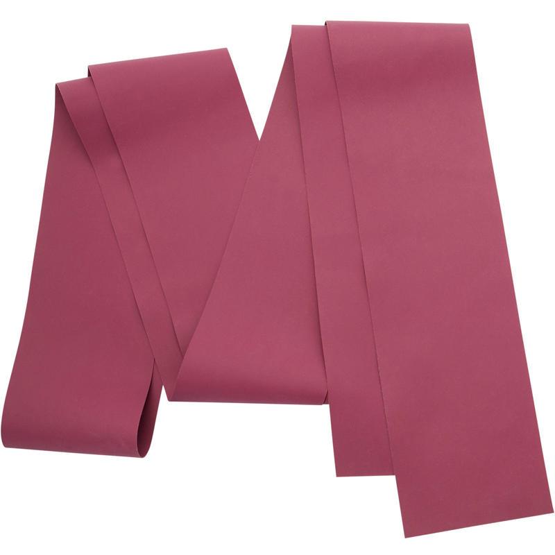 Pilates Rubber Resistance Band - Medium 6 lbs/3 kg
