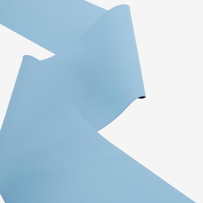 皮拉提斯橡膠彈力帶 - 低強度4 lbs/2 kg
