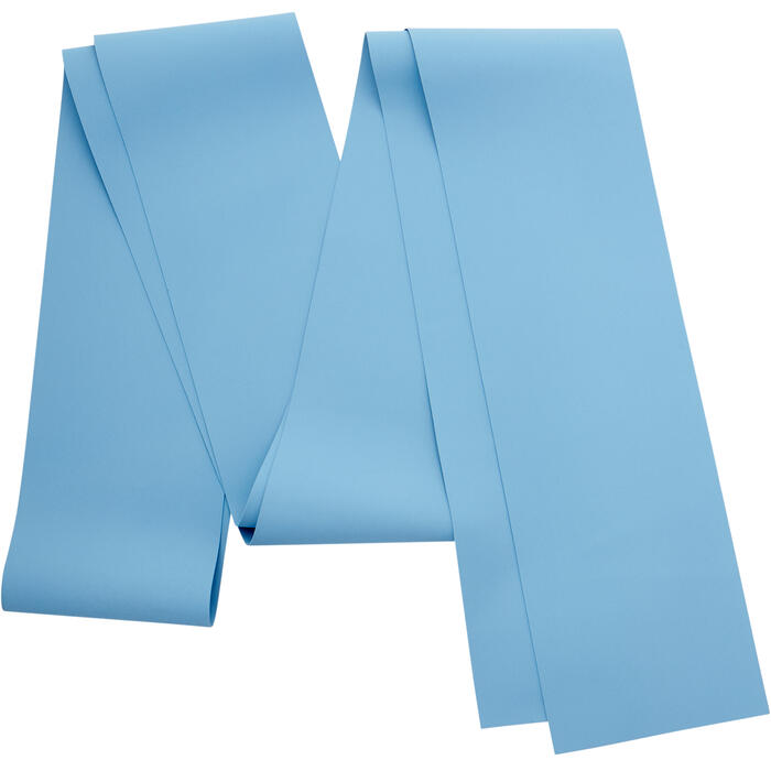 Weerstandsband pilates band rubber 2 kg/4 lbs licht