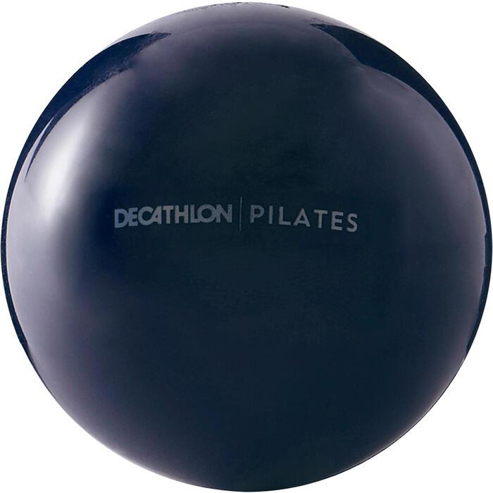 Verzwaarde bal voor pilates 900 g blauw