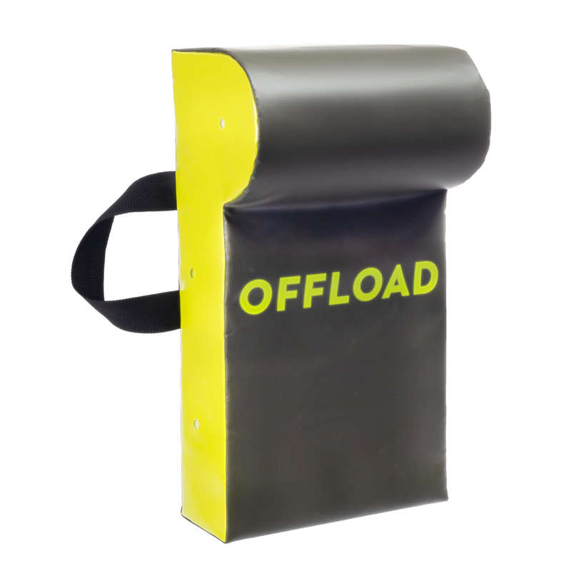 CLUB TRAINING EQUIPMENT Rugby - R500 Adult Wedge OFFLOAD - Rugby Equipment