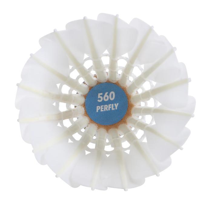 Volants De Badminton Plumes FSC 560 Vitesse 78 x 12