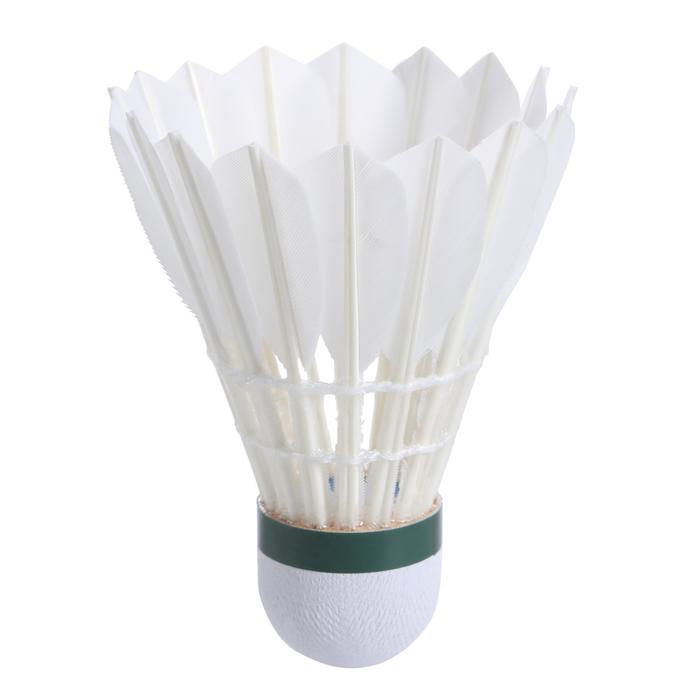 Lot De 12 Volants De Badminton Plumes FSC 560 Vitesse 78