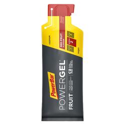 Gel Energético Triatlón Power Gel Frutos Rojos 4 X 41 G
