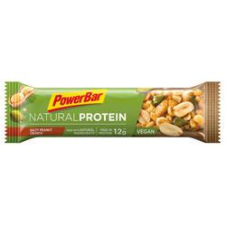 Barrita Proteica Triatlón PowerBar Natural Protein Vegana Cacahuete 12 G