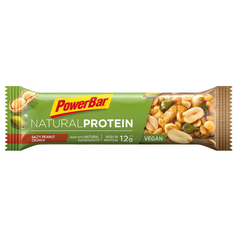 Barretta proteica NATURAL PROTEIN arachidi 40g