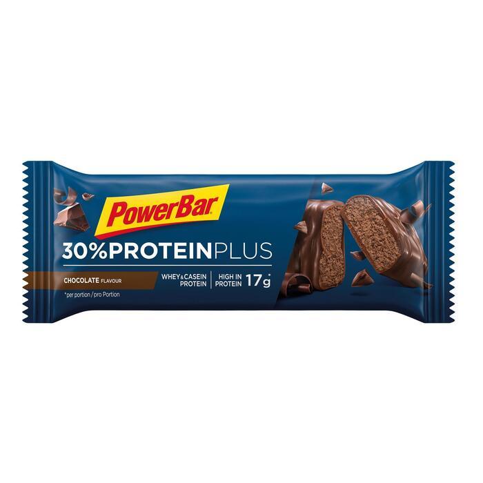 Barre protéinée PROTEIN PLUS 30% chocolat 55g