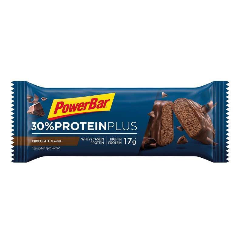 BARS, GELS & AFTER - Protein Bar 55g Chocolate POWERBAR