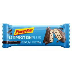 Barre protéinée PROTEIN PLUS 52% Cookie & cream 50g