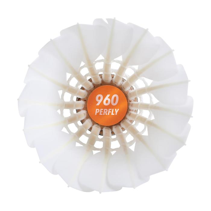 Volant plume De Badminton FSC 960 X 12 Vitesse 78