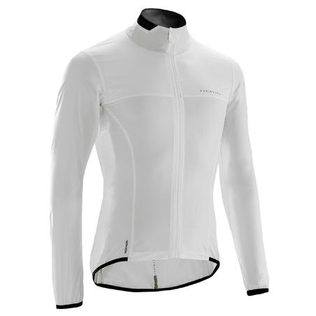 RCR Ultralight Packable Windproof Jacket - White