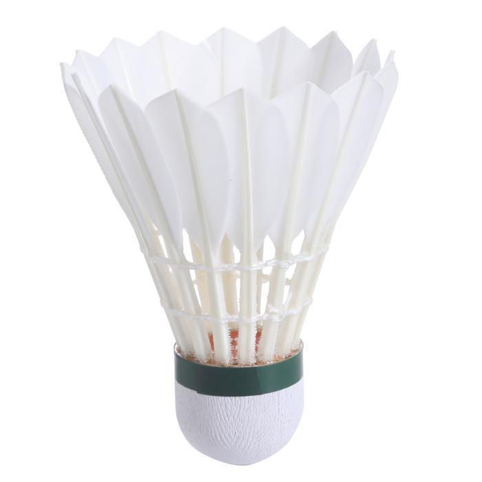 Volants De Badminton Plumes FSC 990 Vitesse 78 x 12