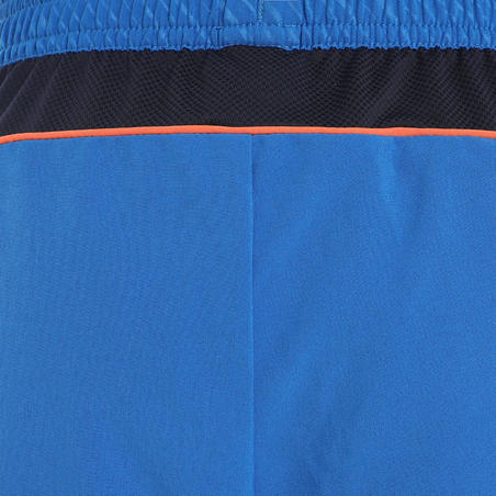 Shorts 560 JR BLUE ORANGE