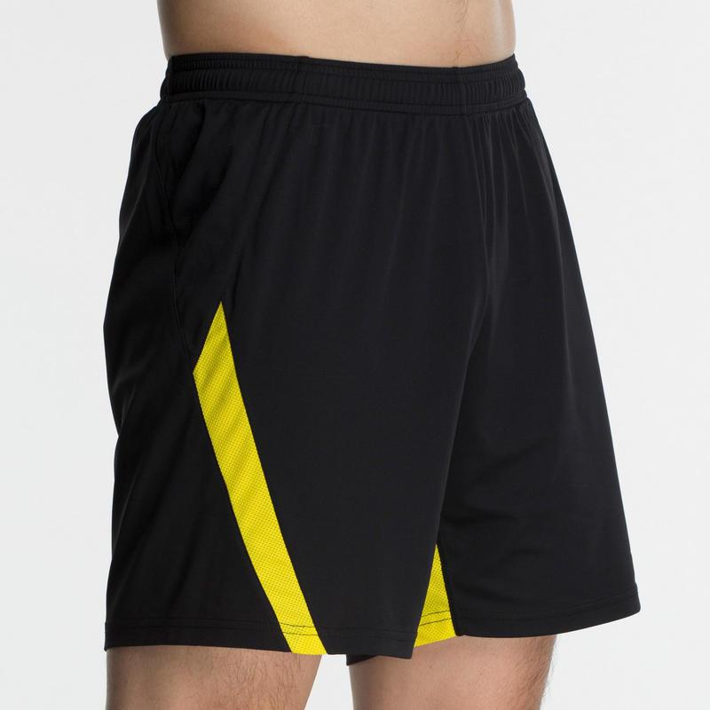 Shorts 530 M BLACK YELLOW